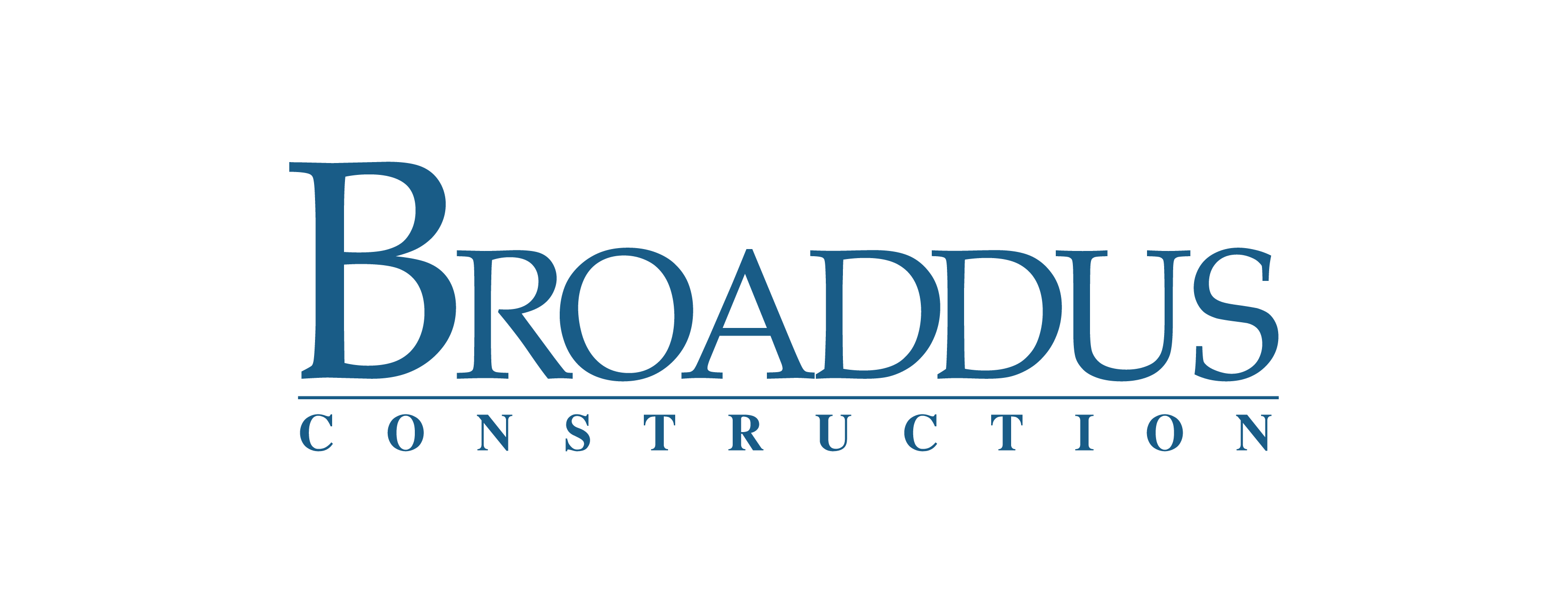 Broaddus Construction + All rights reserved + terms of use